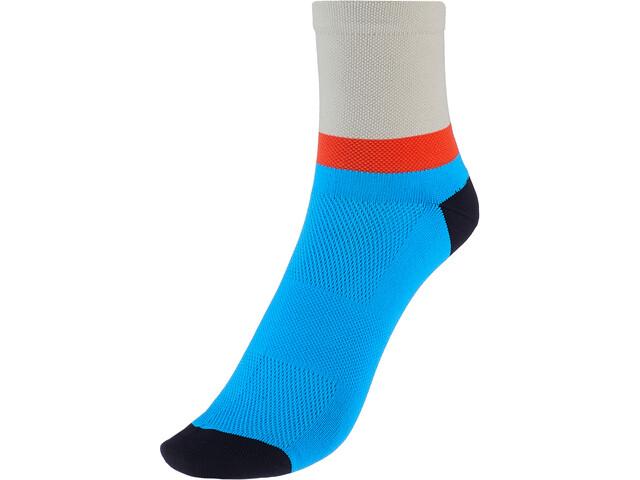 Cube Teamline Mid Cut Socks, azul